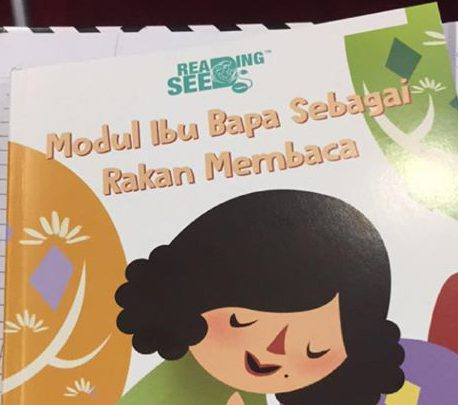 TTPKPS'20 FEBRUARY–TRAINING OF TRAINERS : READING SEEDS