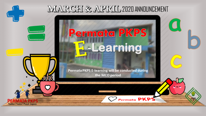 TTPKPS'20|MARCH AND APRIL–ANNOUNCEMENT