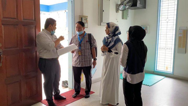 TTPKPS'20|JUNE–VISIT FROM JABATAN KEBAJIKAN MALAYSIA