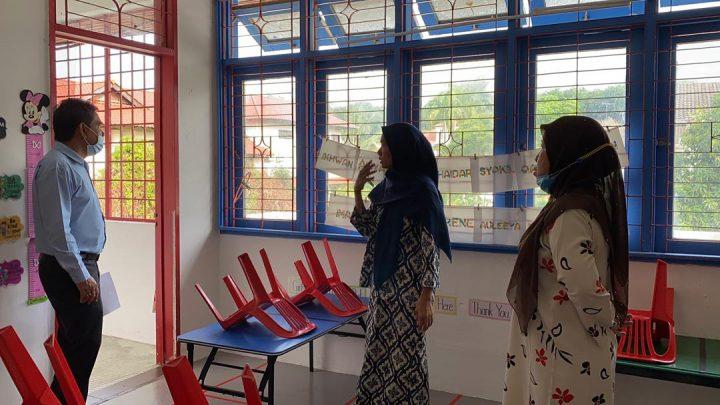 TTPKPS'20|JULY–VISIT FROM JABATAN PENDIDIKAN SELANGOR