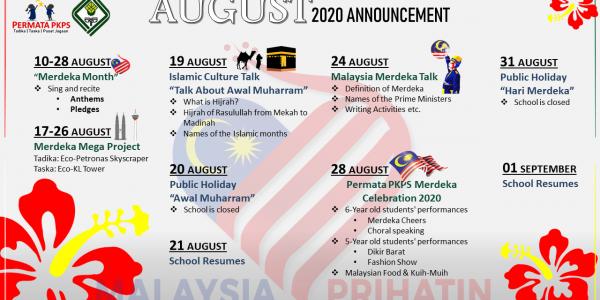 August 2020 FB