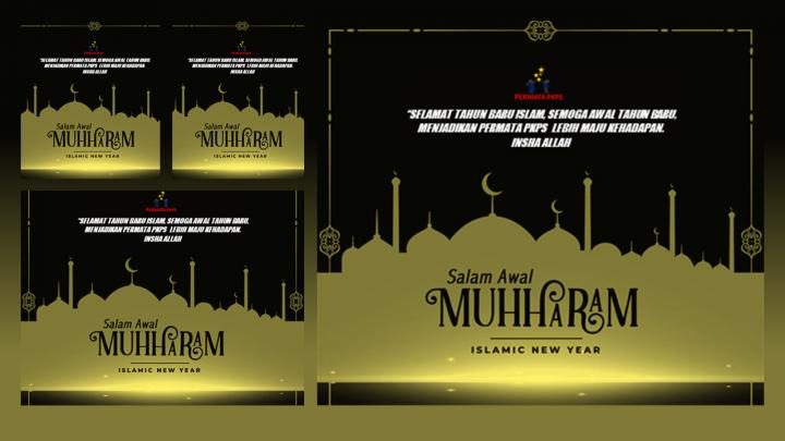 TTPKPS'20|AUGUST–ISLAMIC CULTURE TALK | AWAL MUHARRAM