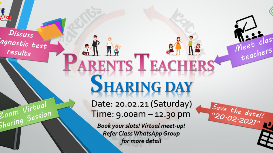 Parents-Teachers Sharing Day (PTS1)