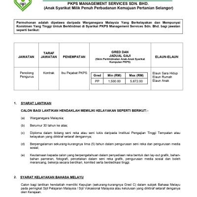 Iklan Jawatan Penolong Pengurus_page-0001